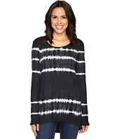 Fresh Produce - Horizon Stripe Long Sleeve Luna Top