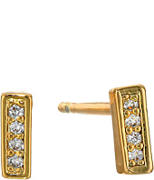 gorjana - Mave Shimmer Mini Studs Earrings