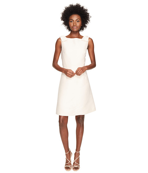 Kate Spade New York Rambling Roses Double Bow A-Line Dress
