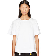 Kate Spade New York - Broome Street Flutter Sleeve Top