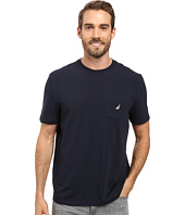 Nautica - Short Sleeve Solid Anchor Pocket Tee