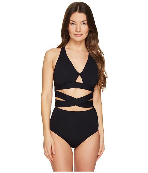 Proenza Schouler Wrap High Waist Bikini Set