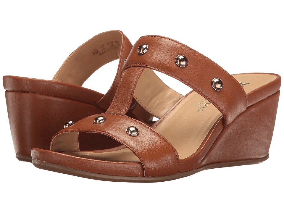 Naturalizer Cambrey (Saddle Tan Leather) Women