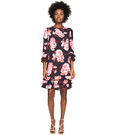 Kate Spade New York - Rambling Roses Rosa Ruffle Shift Dress