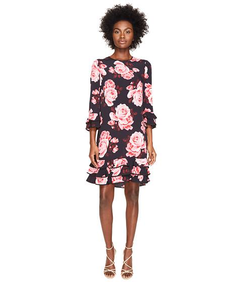 Kate Spade New York Rambling Roses Rosa Ruffle Shift Dress