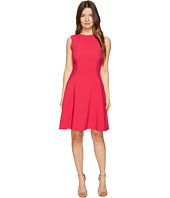 Kate Spade New York - Rambling Roses Stretch Crepe Flip Dress