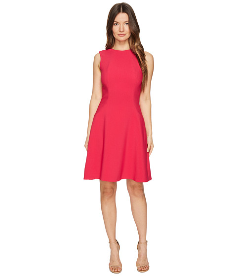 Kate Spade New York Rambling Roses Stretch Crepe Flip Dress