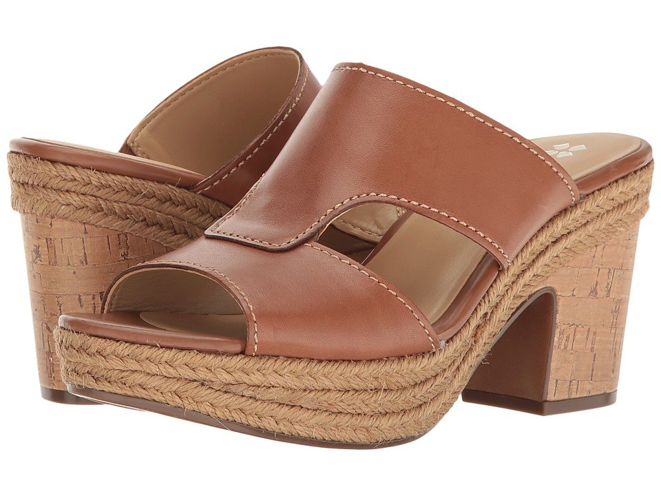 Naturalizer Evette (Saddle Tan Leather) Women