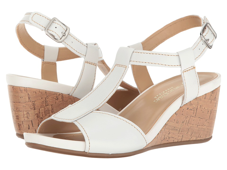 Naturalizer Camilla (White Leather) Women