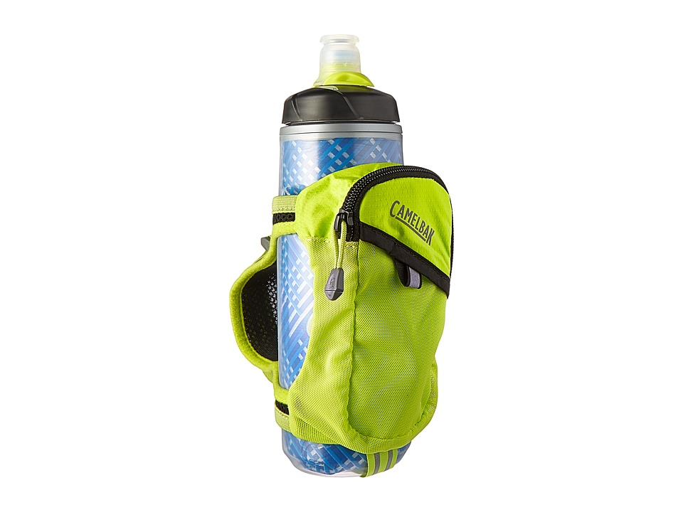 CamelBak - Quick Grip Chill 21 oz (Lime Punch/Black) Backpack Bags
