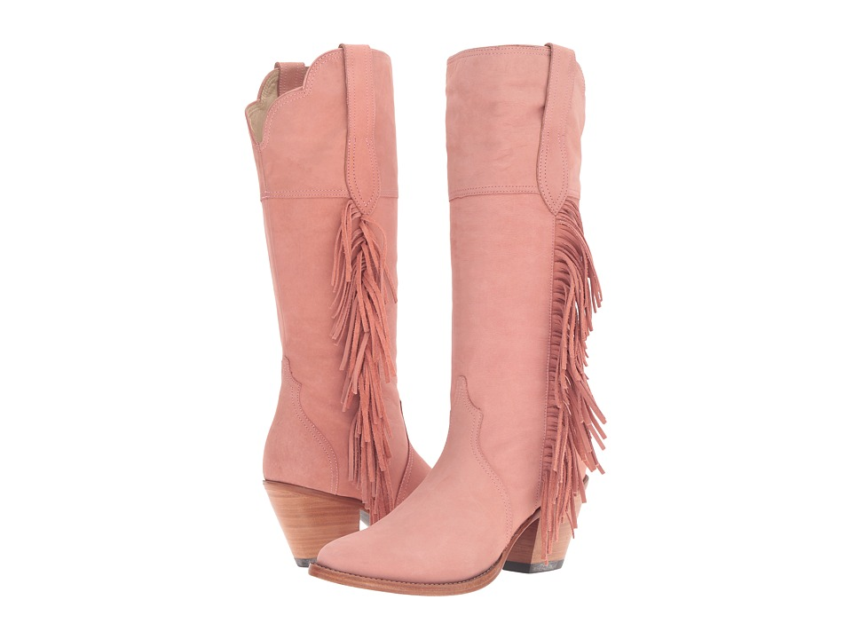 Lucchese Gallop (Dusty Pink) Cowboy Boots