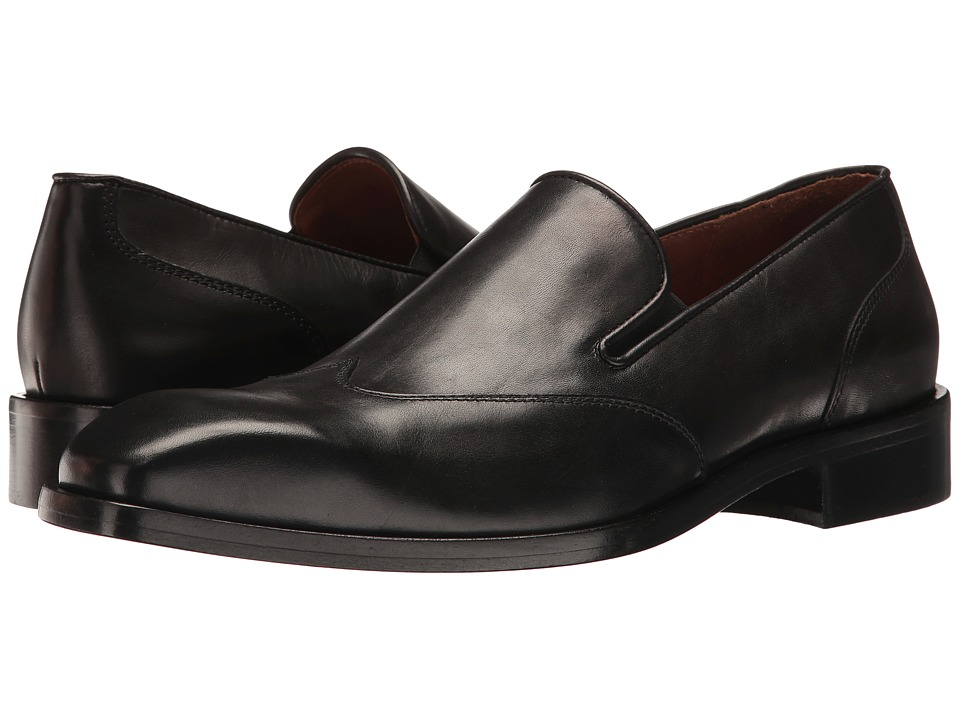 Donald J Pliner - Valente (Black) Mens Shoes