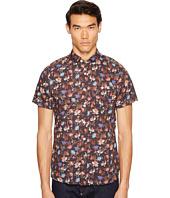 Todd Snyder - Short Sleeve Floral Print Shirt