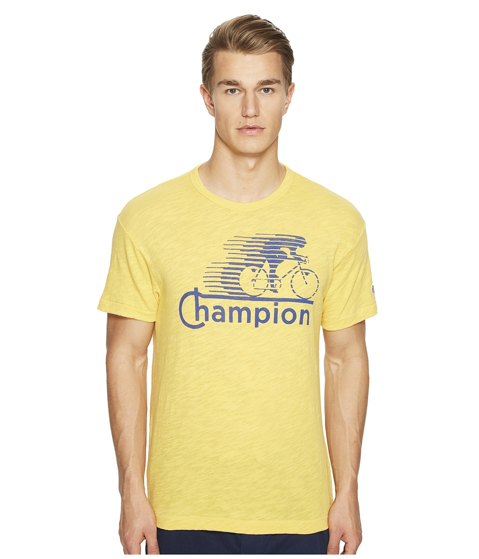 Todd Snyder + Champion - Cycling Graphic T