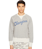 Todd Snyder + Champion - Cursive Logo Graphic Sweatshirt