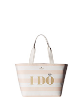 Kate Spade New York - Wedding Belles I Do I Did Tote