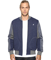 Staple - Pieced Loopback Bomber Jacket