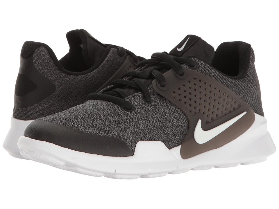 Nike Kids Criterion (Little Kid) (Black/White/Dark Grey) Boys Shoes