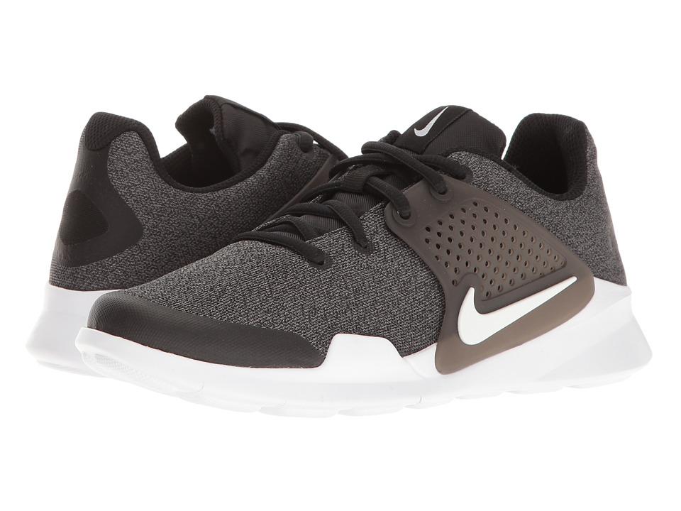 Nike Kids Criterion (Big Kid) (Black/White/Dark Grey) Boys Shoes