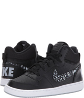 Nike Kids - Court Borough Mid Print (Big Kid)