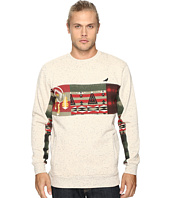 Staple - Patchwork Crew Neck
