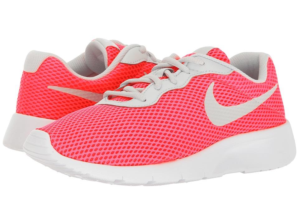 Nike Kids - Tanjun BR (Big Kid) (Racer Pink/Pure Platinum...