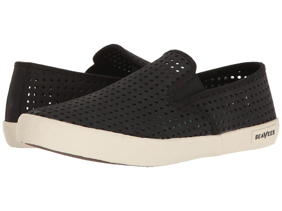 SeaVees 02/64 Baja Slip-On Portal (Black) Boys Shoes