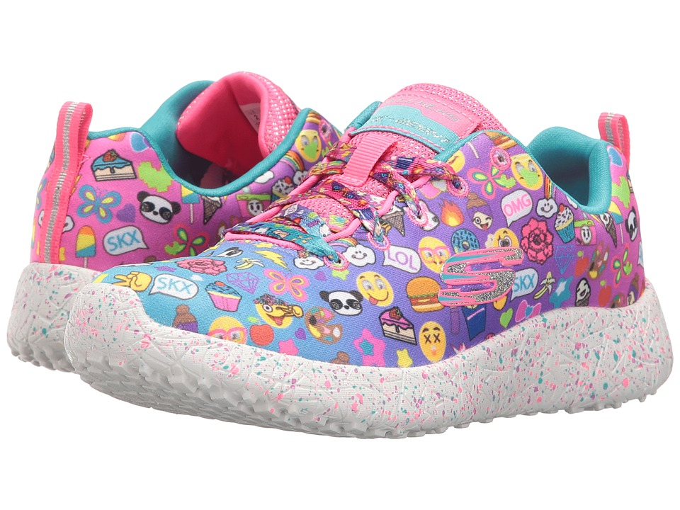 SKECHERS KIDS - Burst - Emoti