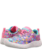 SKECHERS KIDS - Burst - Emoti-Cutie 81911L (Little Kid/Big Kid)