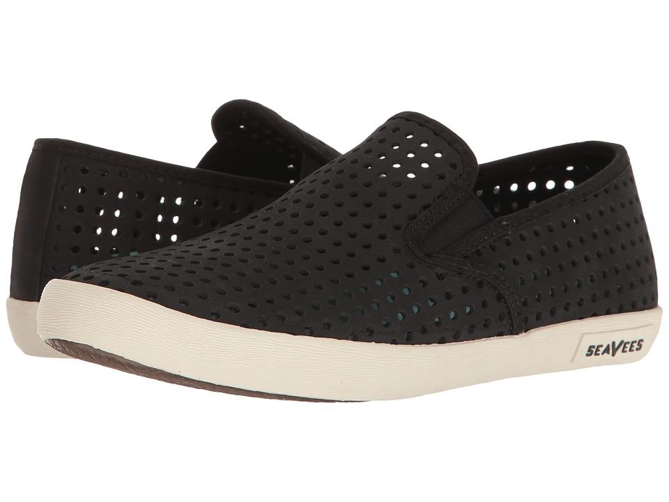 SeaVees 02/64 Baja Slip-On Portal (Black) Slip-On Shoes