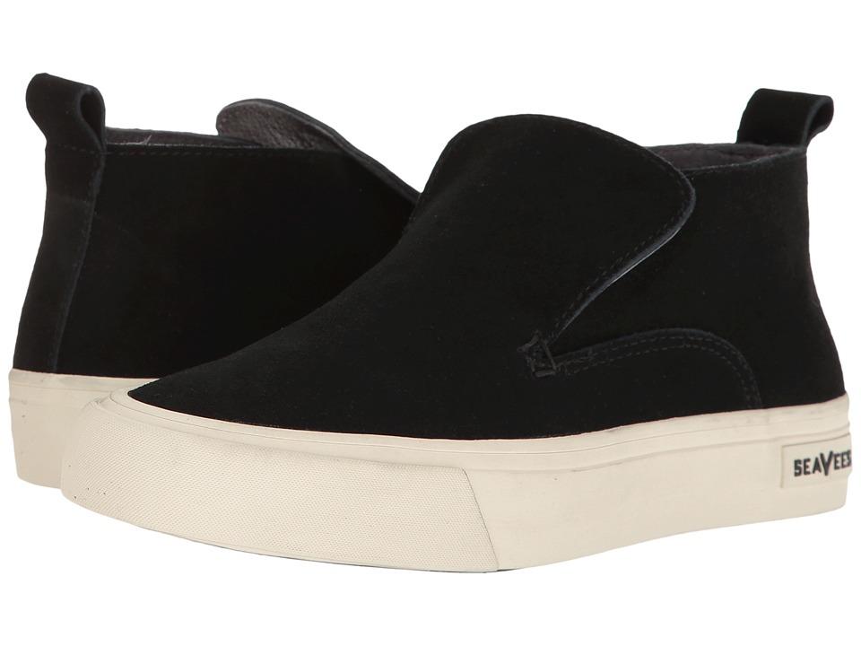 SeaVees 12/64 Huntington Middie (Black) Women's Shoes