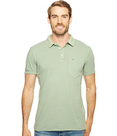 Timberland - Short Sleeve Ashuelot River Cotton/Linen Polo