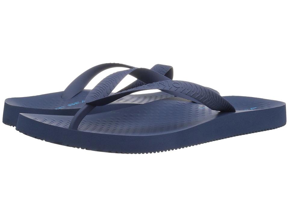 Vionic Beach Manly (Navy/Navy) Men's Sandals