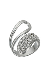 GUESS - Half Open, Half Pave Bypass Ring