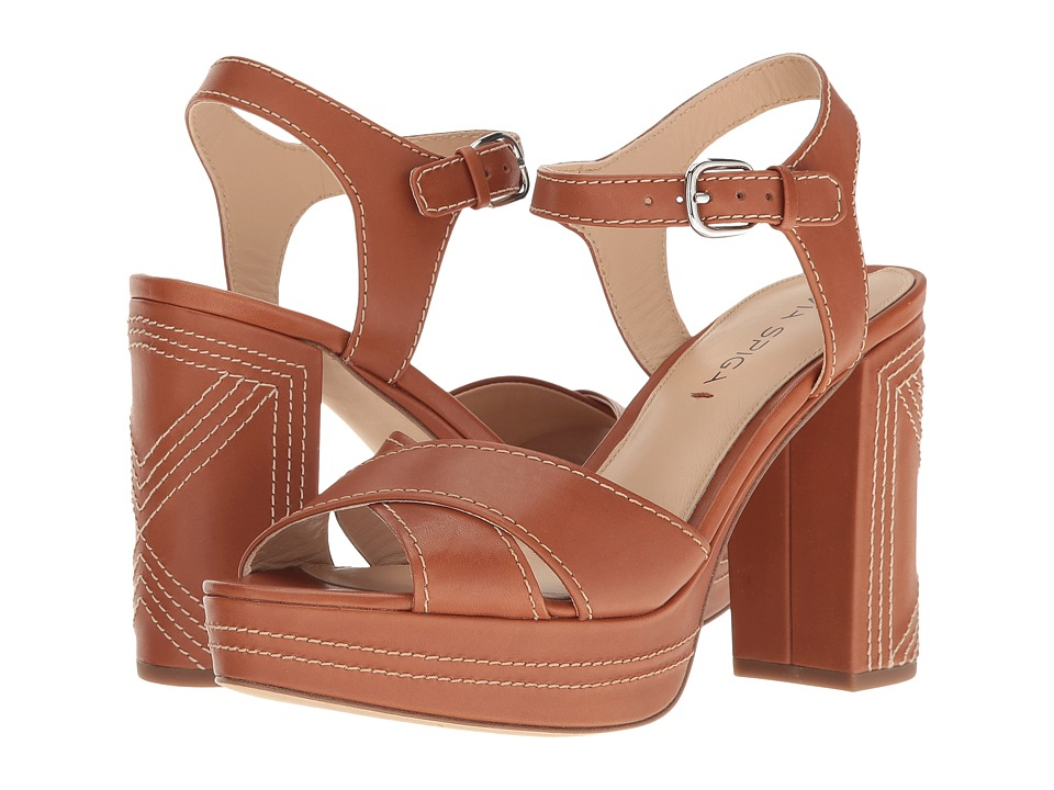 Via Spiga Brianna (Cuoio Leather) Women