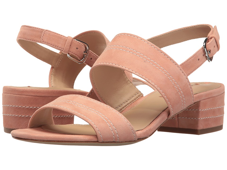 Via Spiga Gem2 (Salmon Suede) Women