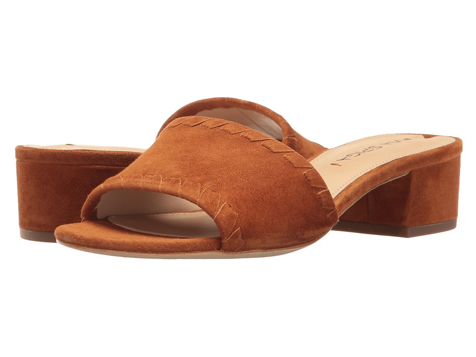 Via Spiga Gwendolyn (Tawny Suede) Women