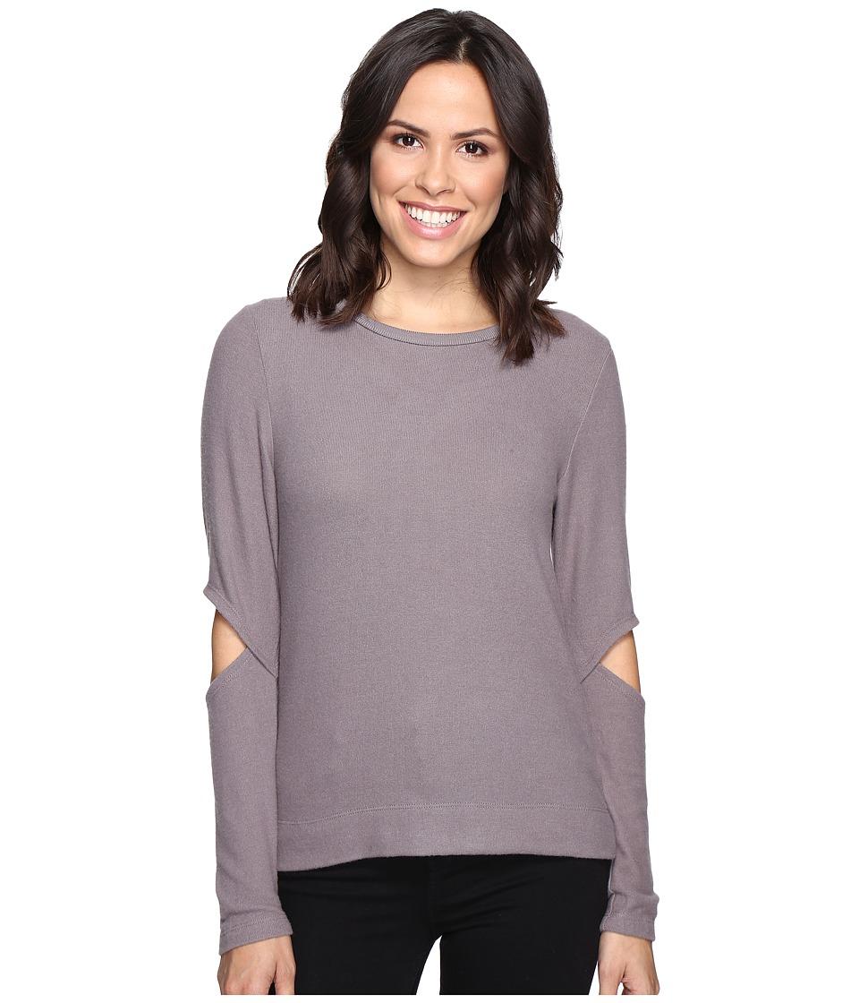 LNA Durango Sweater (Asphalt) Women