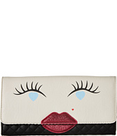 Luv Betsey - Kisses PVC Kitch Clutch