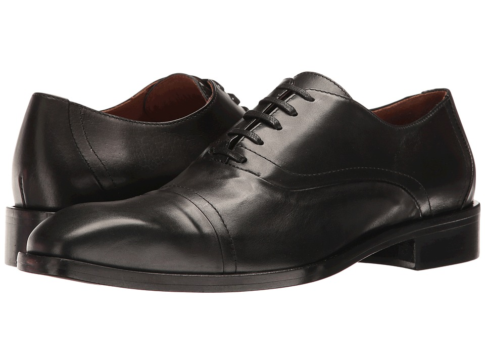 Donald J Pliner - Valerico (Black) Mens Shoes