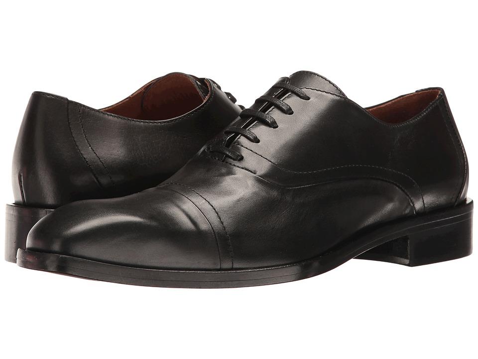 Donald J Pliner - Valerico (Black) Mens Shoes