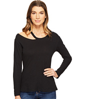 LNA - Torn Shoulder Long Sleeve