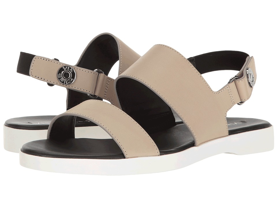 Via Spiga Jaguar (Light Taupe Leather) Women