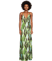 Agua De Coco by Liana Thomaz - Long Mesh Dress