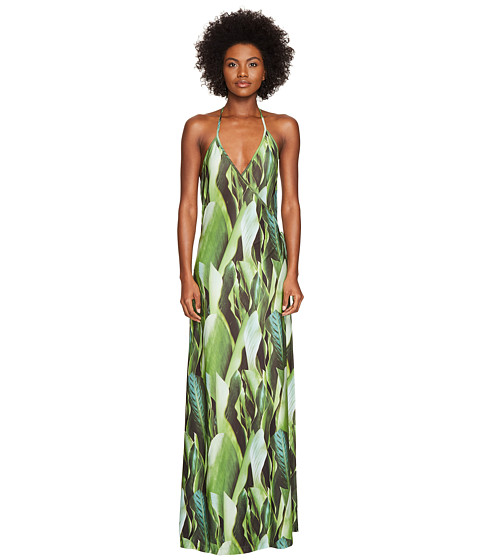 Agua De Coco by Liana Thomaz Long Mesh Dress