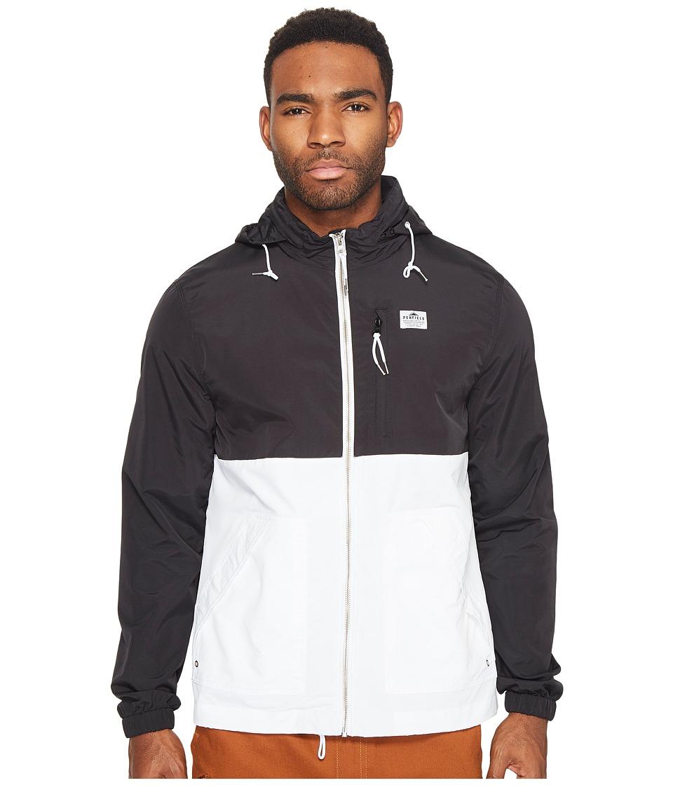 Penfield Barnes Two-Tone Jacket (Black) Men