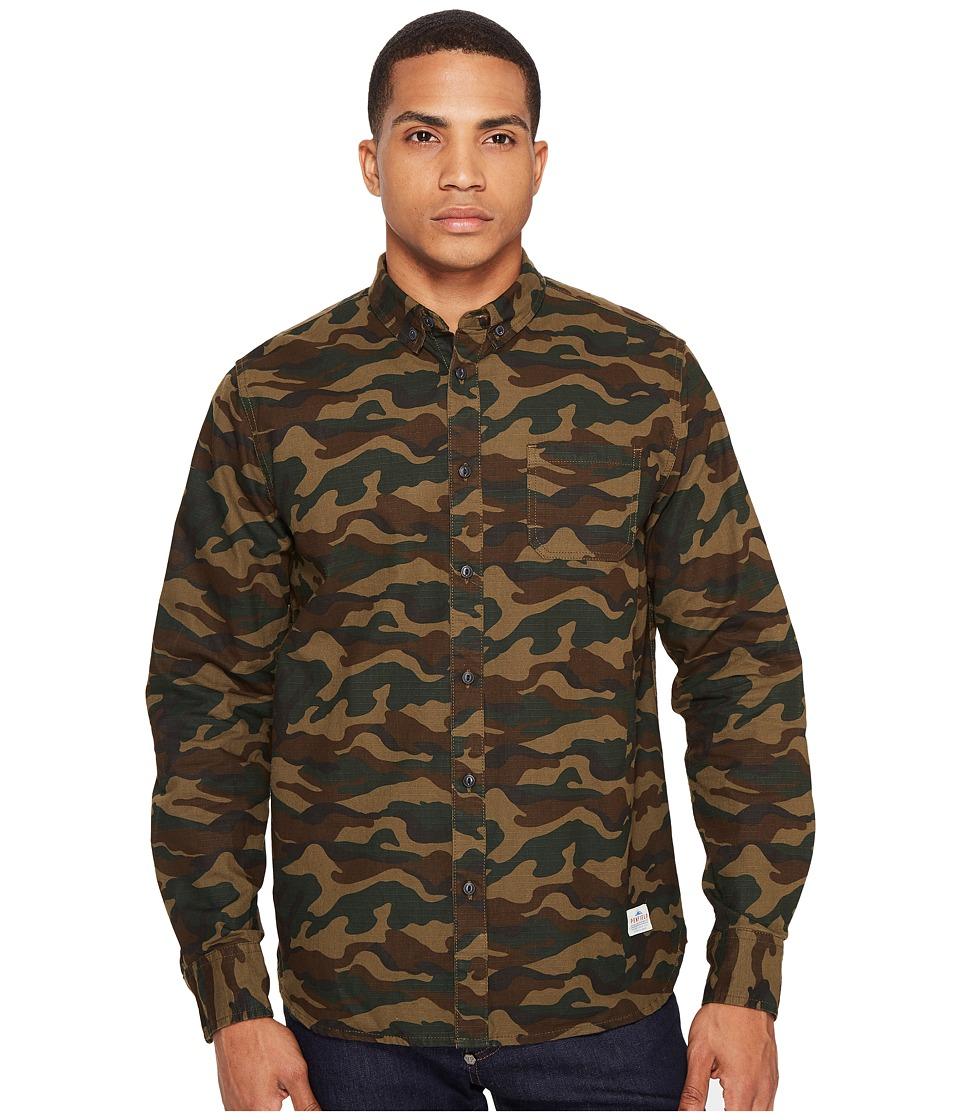 Penfield - Gridley Camo Shirt