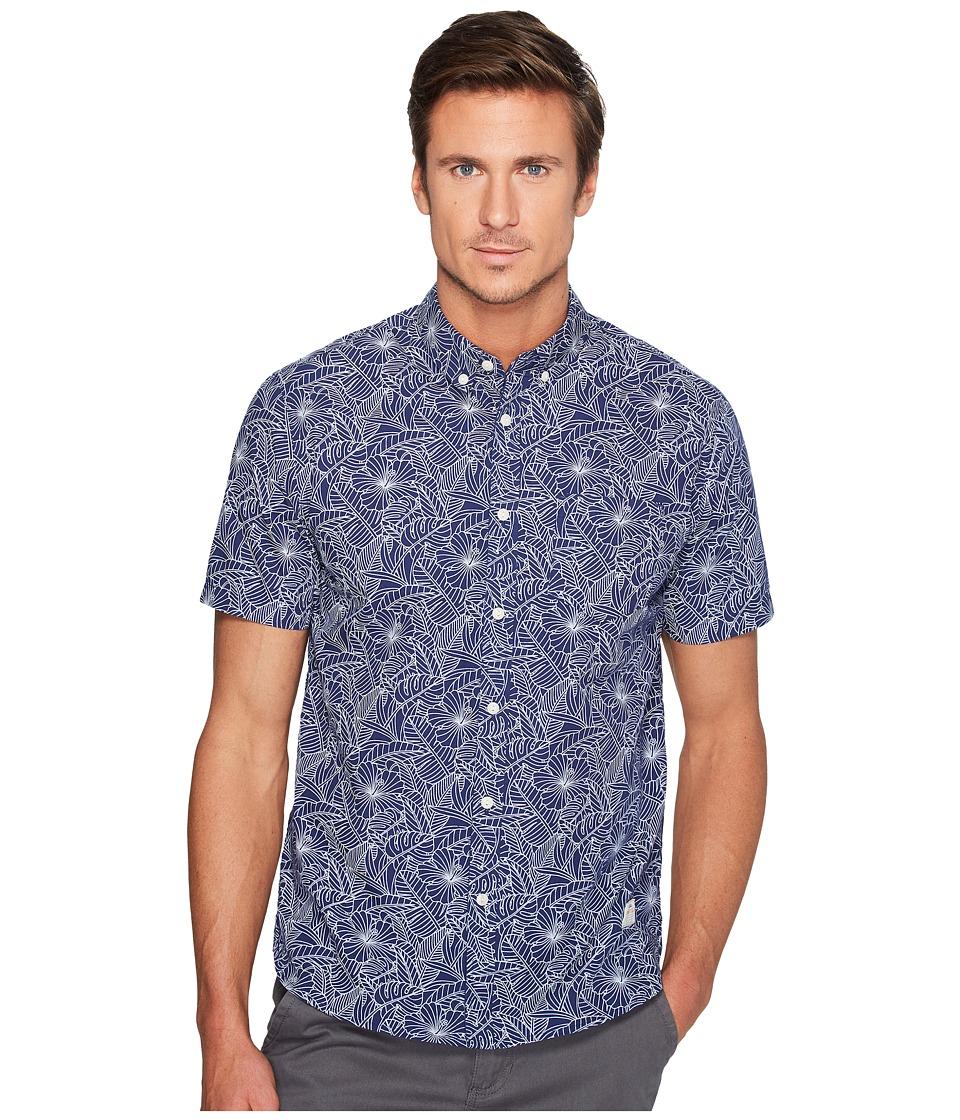 Penfield - Cuyler Line Leaf Short Sleeve Shirt