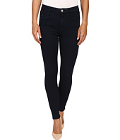 Mavi Jeans - Lucy High-Rise Skinny in Deep Rinse Move
