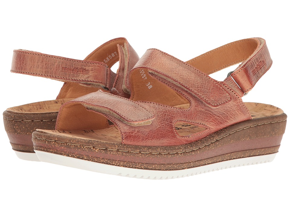 Mephisto Laura (Tobacco Blush) Women